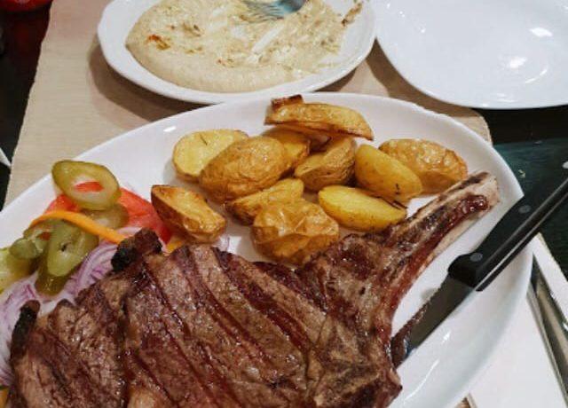 מסעדה בשרית בפראג